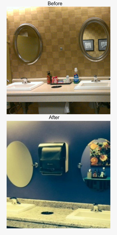 Glynn Devins Bathroom