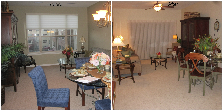 Retirement Living Community Room