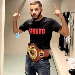 Mahmoud Dib -63,5kg