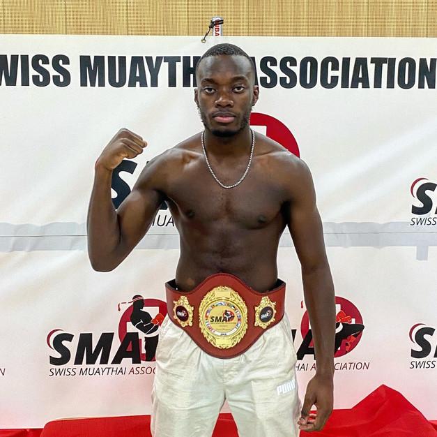 Tony Pululu -86kg