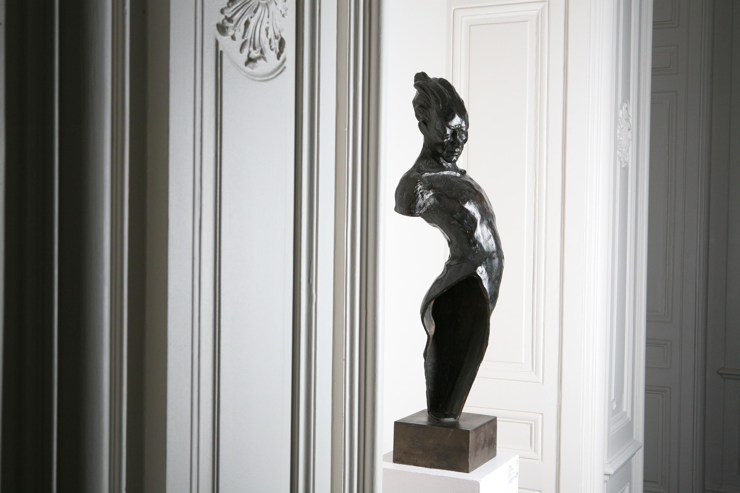 Détail Complicité H | 90cm | 1996