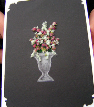 A card with Flower Soft and The Graphics Fairy