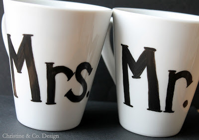 Mr. and Mrs. Mugs: A Lesson