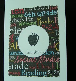 No more pencils, no more books…