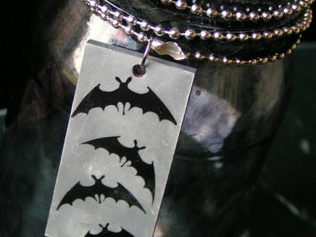 My Batty Pendant