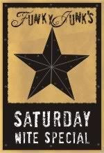 Funky Junk's Saturday Nite Special