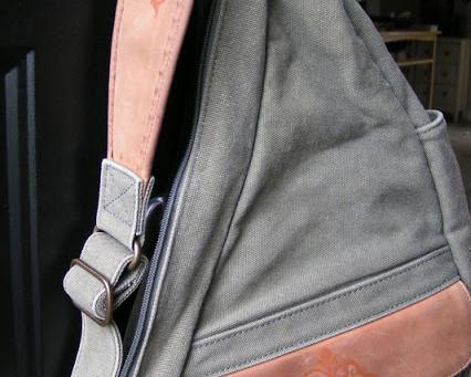 Subtle update for an old bag