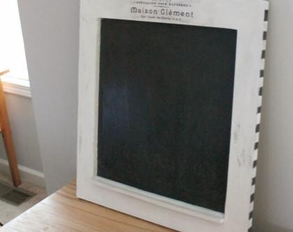 Chalkboard Frame Refurbish