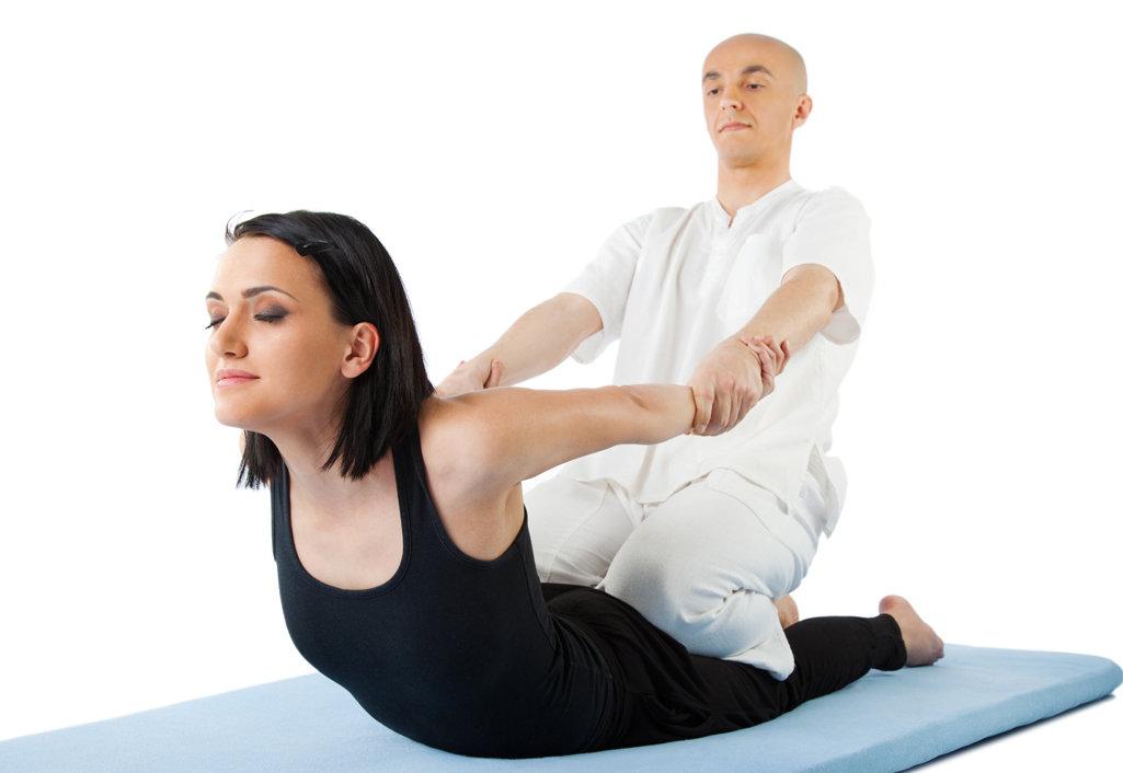 Ancient Traditional Thai Massage