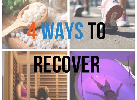 4 Tips for Recovery Day