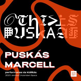 Puskás Marcell kiállítása