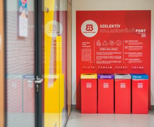 Budapest Bank fenntarthatósági program