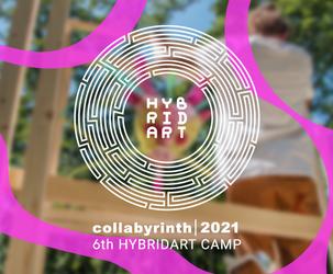 OPEN CALL: Hybridart Camp