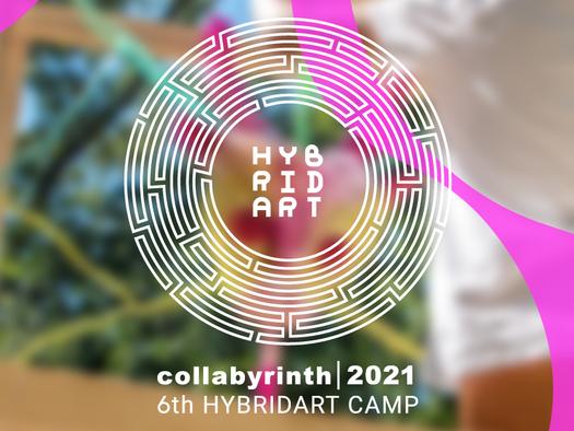 OPEN CALL: Hybridart Camp 2021.