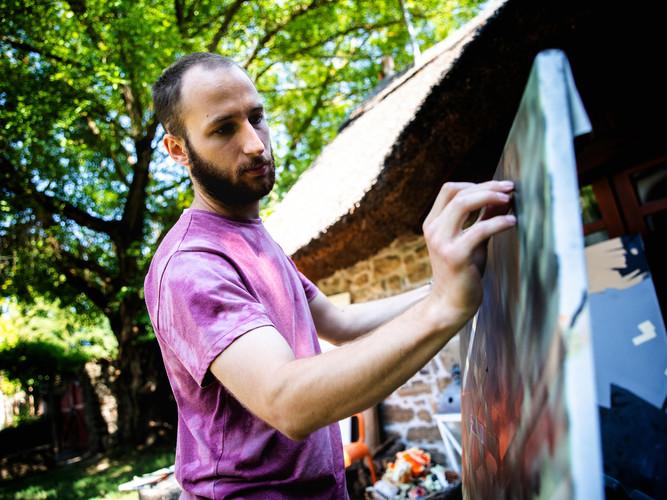 Balogh Kristóf József Mindszentkállán - fotó: Kovács Bálint / Bálint Kovács Photography