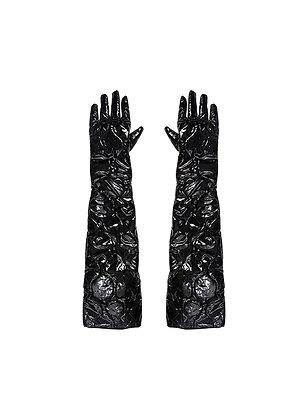 PU LONG SLEEVE GLOVES