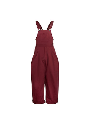 OVERSIZE SUSPENDER PANTS