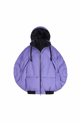PURPLE BALL PUFFER COLAK
