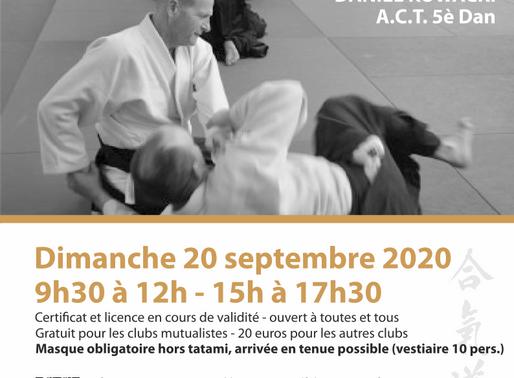 Formation à l'enseignement à Dijon le 20 septembre 2020