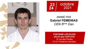 Stage CEN en ligue les 23 et 24 octobre à Fontaine-Lès-Dijon