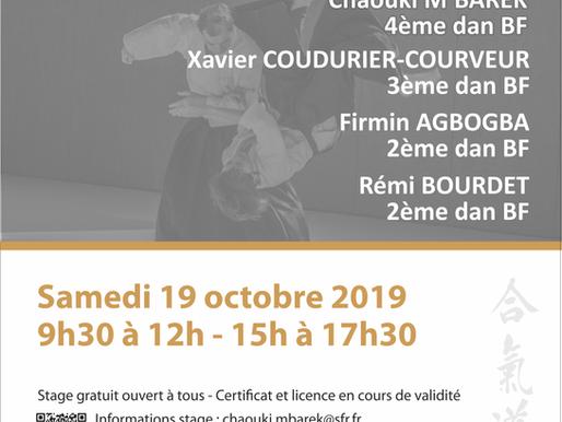 Stage départemental 71 à Mâcon le 19 octobre