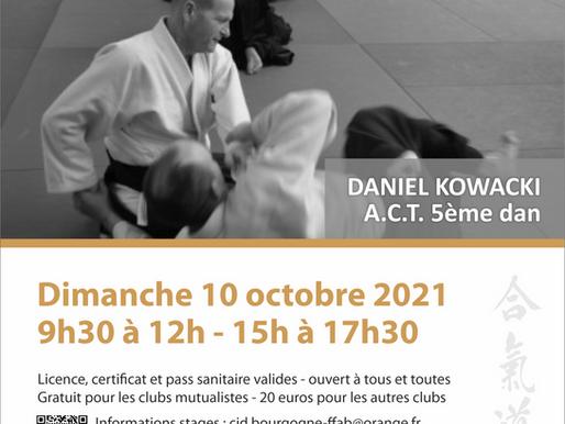 Formation à l'enseignement le 10 octobre à Chalon