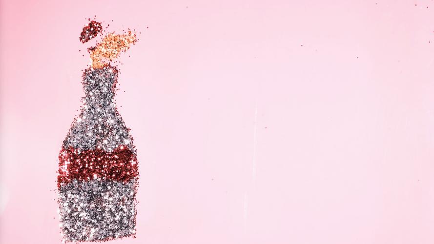 Christmas Glitter Animation