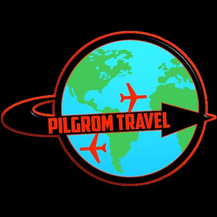 Pilgrom Travel Logo 3D.png