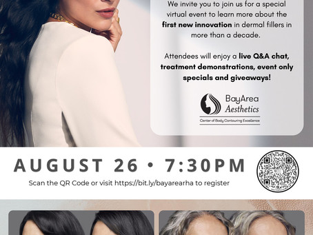 RSVP for an Exclusive Event August 26th