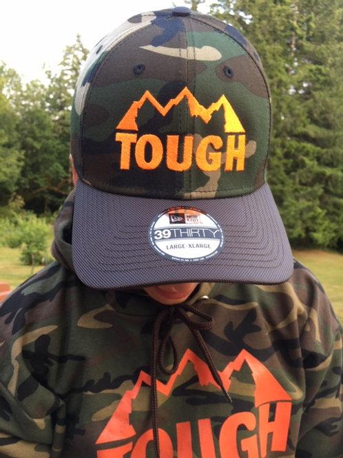 MTN Tough Black/Camo Hat