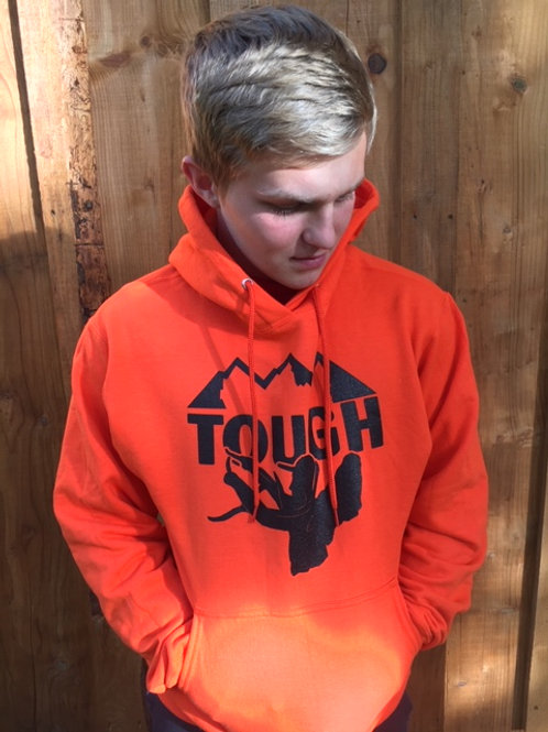 1st Edition Hunter Orange Hoody