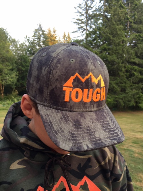 MTN Tough Camo Hat