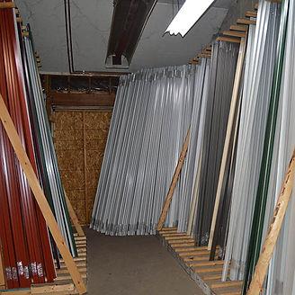 Zimmer Metal Stock Trim