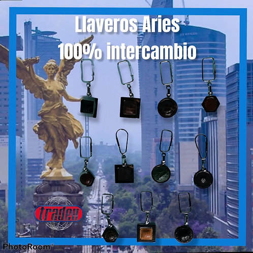 Llavero marca Aries