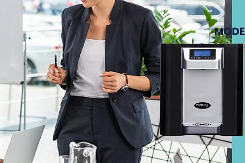 Dispensador de mesa digital con sistema de purificación integral