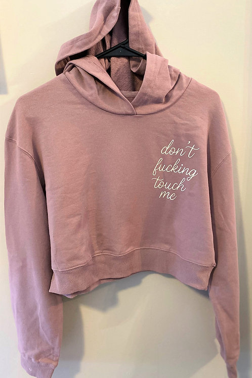 *Not Wedding Related, but for fun!* Don't Fu*king Touch Me Sweater