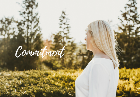 Commitment - Zutaten zum Glücklichsein