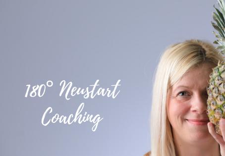 180°-Neustarts-Coaching: Zeit, glücklich zu werden!