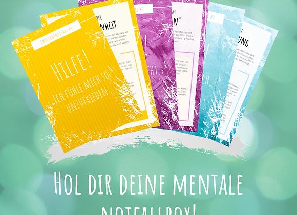 Dein Emotions-Coach - die mentale Notfallbox