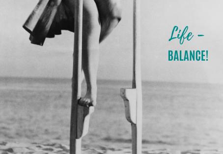 Ist Dein Leben in Balance? Finde es heraus mit dem Lebensrad