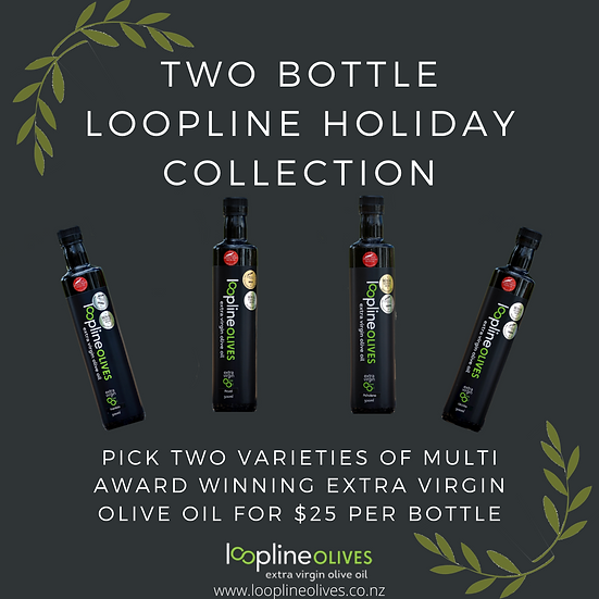 Two Bottle Loopline Holiday Collection