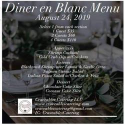 Diner En Blanc 8.24.2019