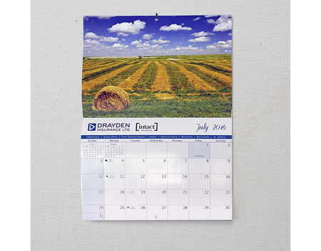Monthly Wall Calendar