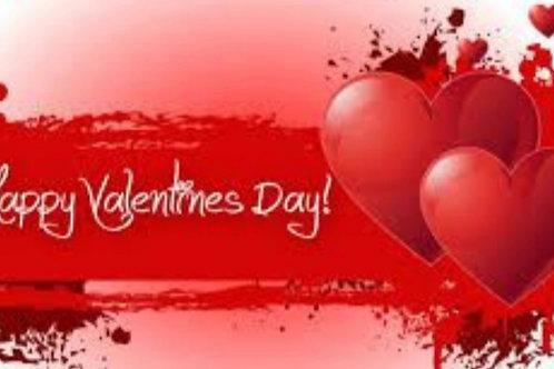 Valentine's Day Exclusive w/Chef Cris