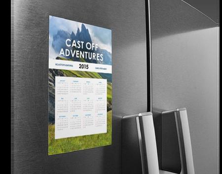Refridgerator Calendars