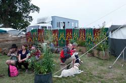 Versatile Garden and Fireside Spaces