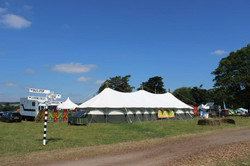 3 tier marquee.