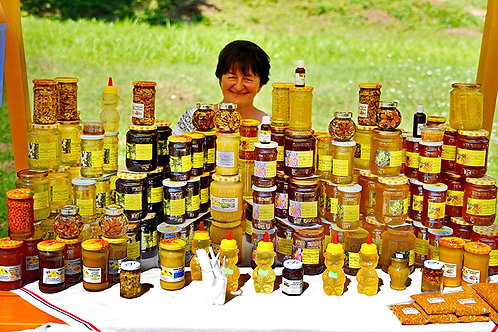 Produse apicole - Stupina Zmuczer
