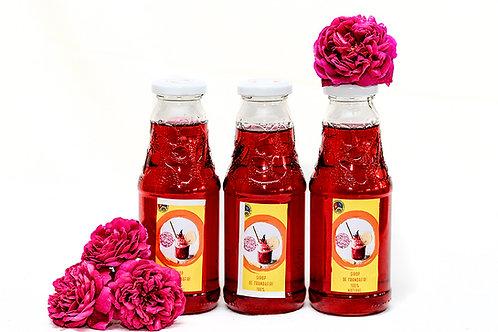 Sirop și dulceață de trandafiri