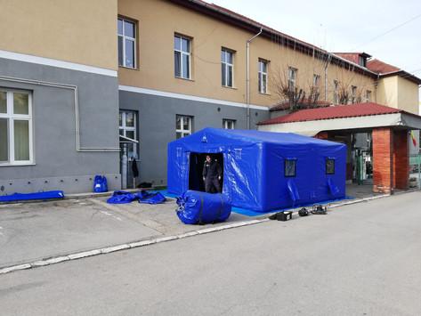 Noi măsuri la Spitalul Județean de Urgență din Deva!